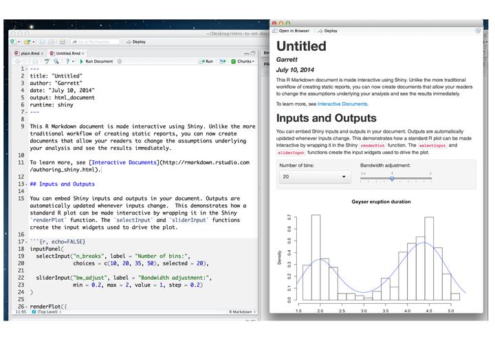 R Markdown与RStudio IDE深度结合- 知乎