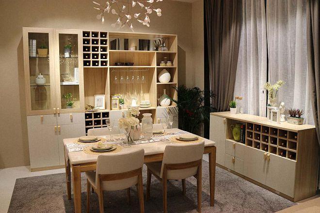 日式酒柜应该怎样选购  日式酒柜都有什么种类