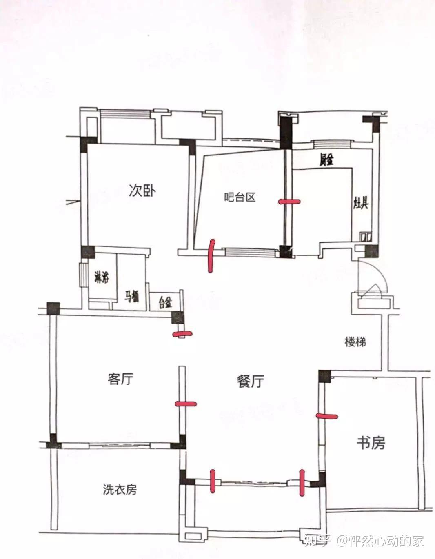 五间二层楼房涂什么颜色_精装房该怎么装修? - 知乎