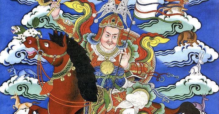 你所不知道的藏族—藏区鬼神的命根儿
