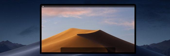 让 macOS Mojave 在深色主题下依然显示浅色窗口