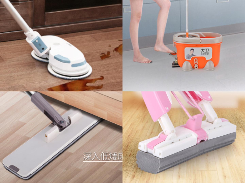 家用拖把怎么选? 解救家庭清洁难题的拖把品牌推荐