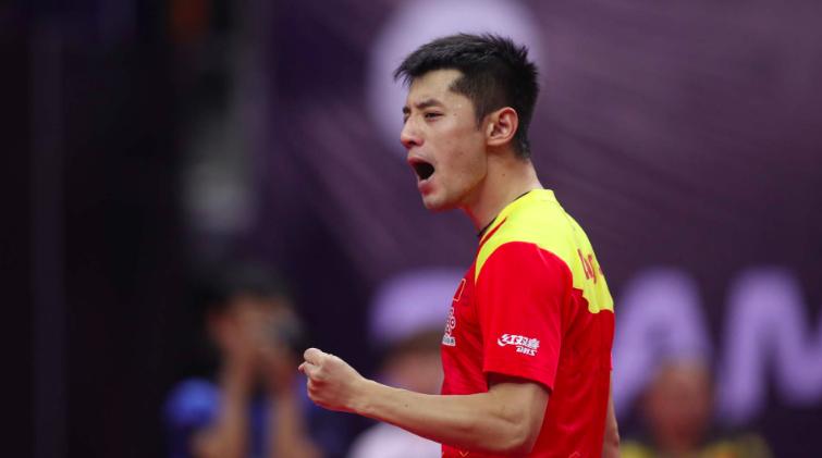 张继科承认里约奥运自己真睡着了 他说大多数人其实看不懂乒乓球