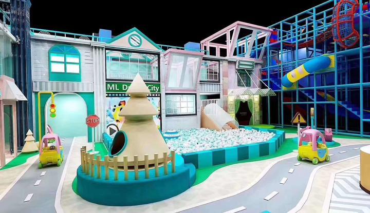 临夏儿童乐园加盟费 加盟资讯 游乐设备第1张