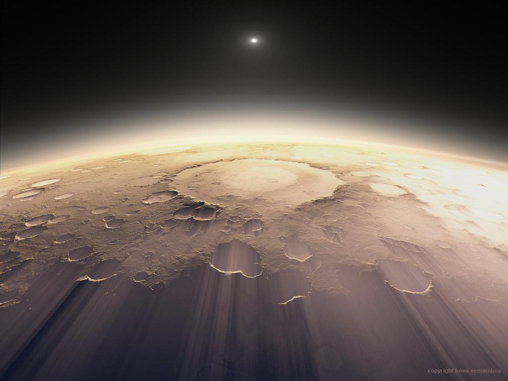 【历史设定】火星移民计划启动【2060~2070】