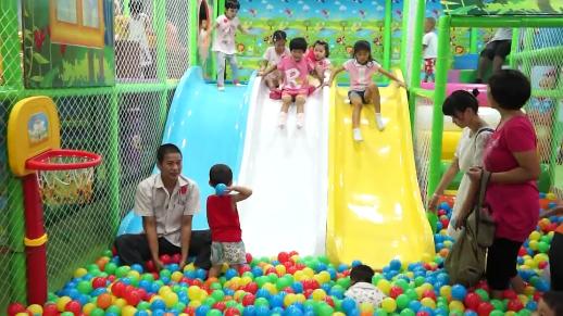 儿童乐园开业的宣传推广方式有哪些? 加盟资讯 游乐设备第4张