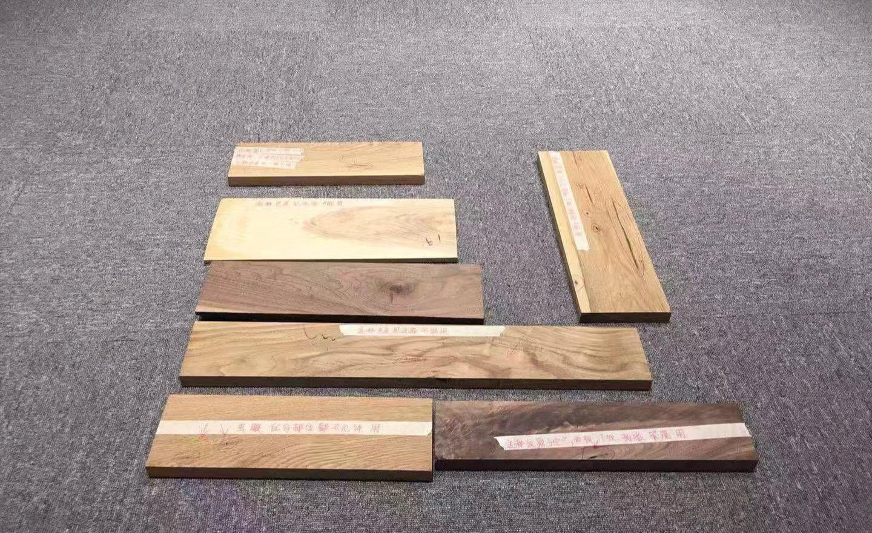 关于实木家具的选料拼料与用料