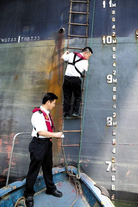 军舰、轮船的排水量是如何测量的?