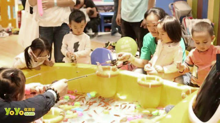 开一家小型儿童游乐园有什么经营技巧? 加盟资讯 游乐设备第2张