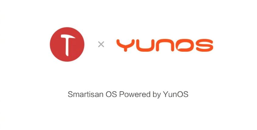 在云栖大会上,我看到了基于 yunos 的 Smartisan OS 真机
