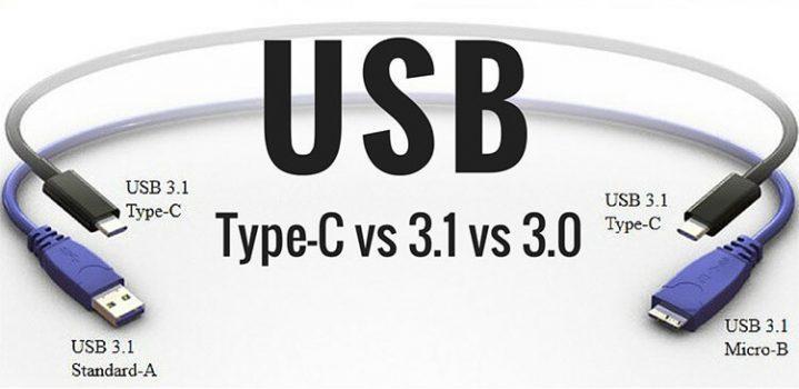 USB Type C和USB 3.1/3.0有什么区别?也许是最详细的Type C介绍
