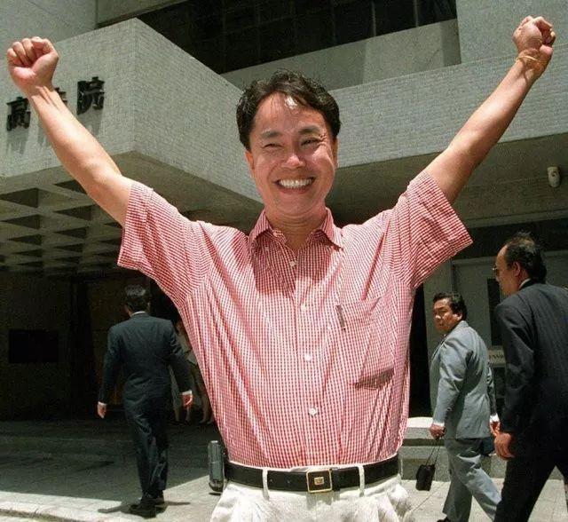 香港悍匪实录:世纪大盗张子强