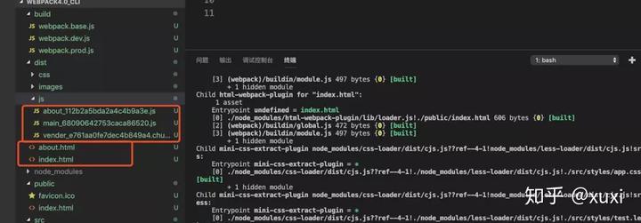 用webpack4 0撸单页/多页脚手架(jquery,react,vue,typescript) - 知乎