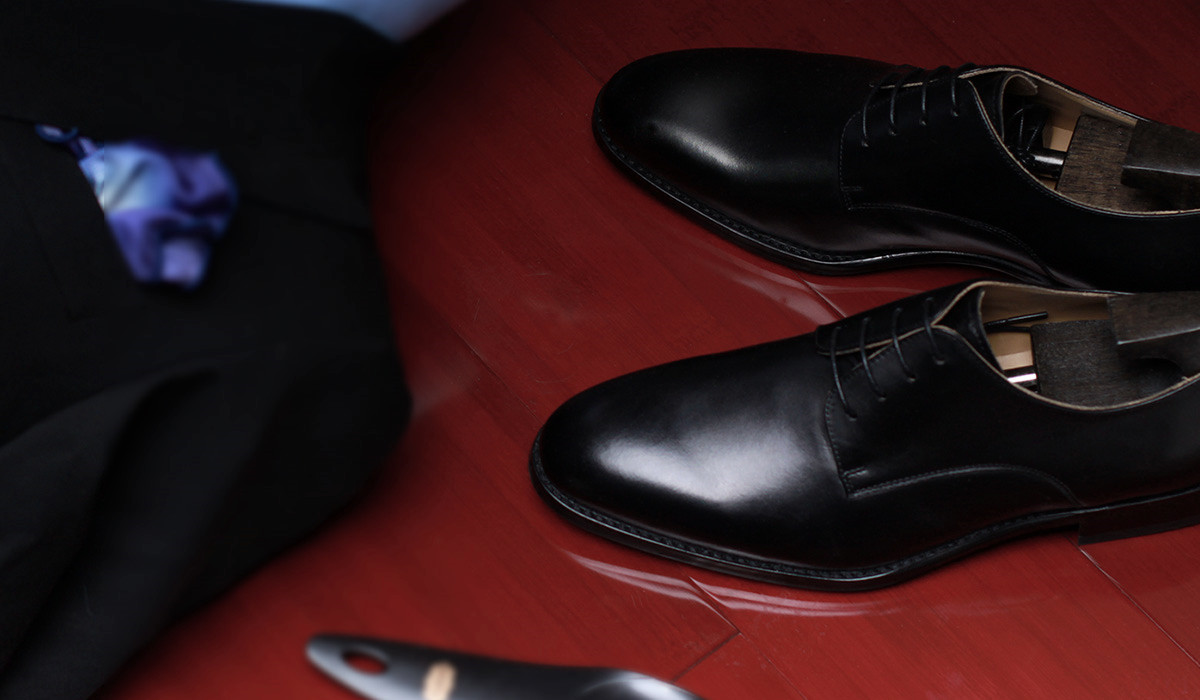 高性价比的传统皮鞋工艺:内缝皮鞋