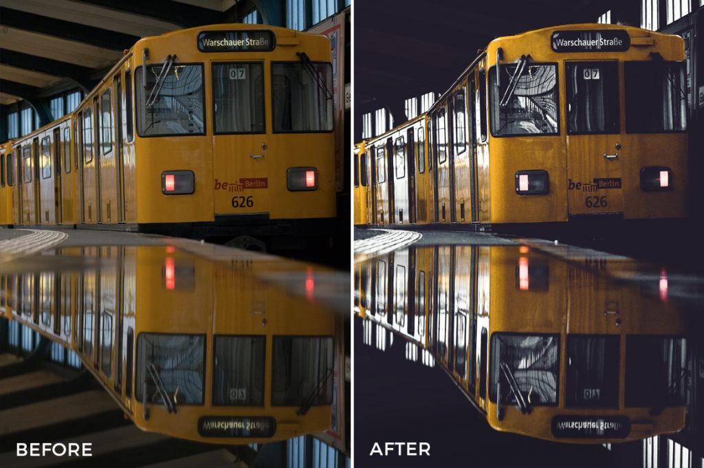 【S454】摄影师Thomas Kakareko城市/街道/肖像 Lightroom人文摄影预设