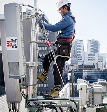 无线基站辐射_5G辐射比4G大?错! 网速更快、基站更多≠辐射更大 - 知乎