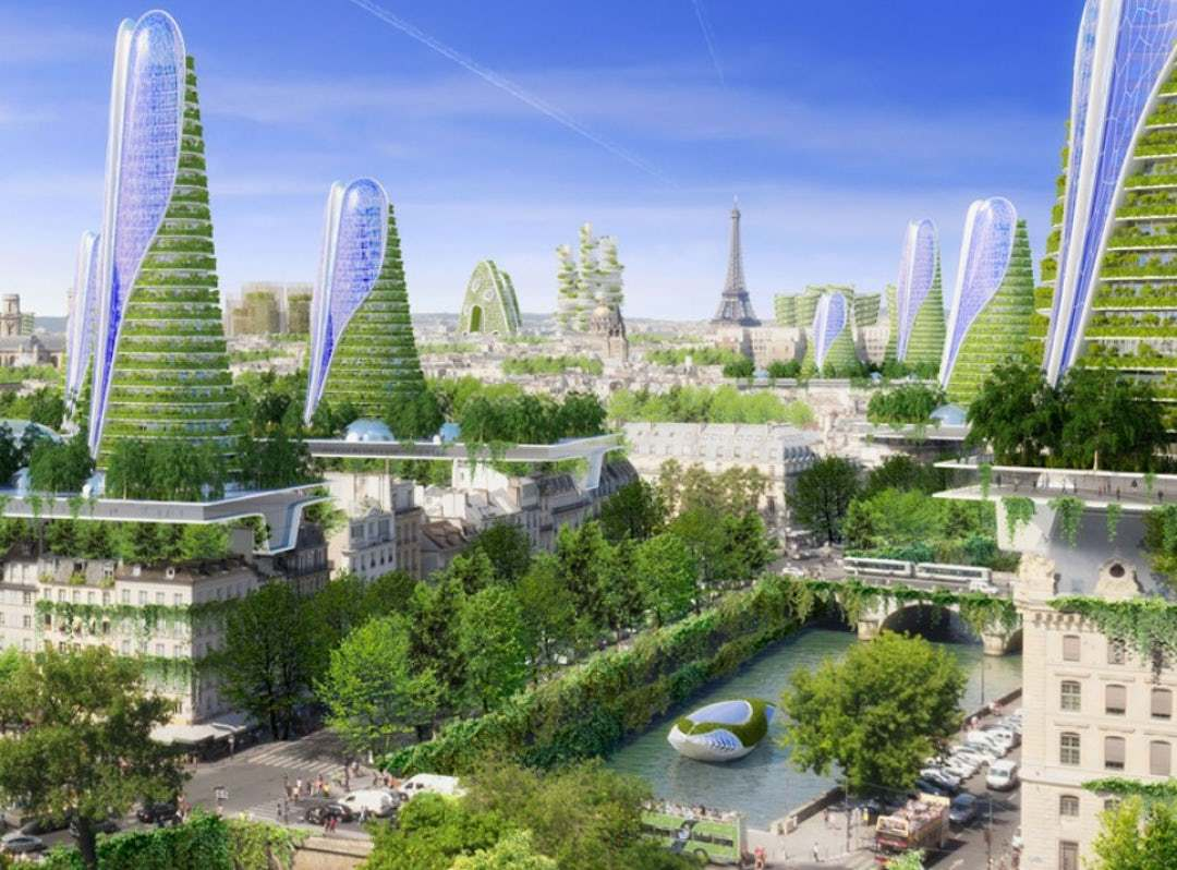 法国首都是_梦幻之境:关于未来城市的8个建筑学设想-知乎