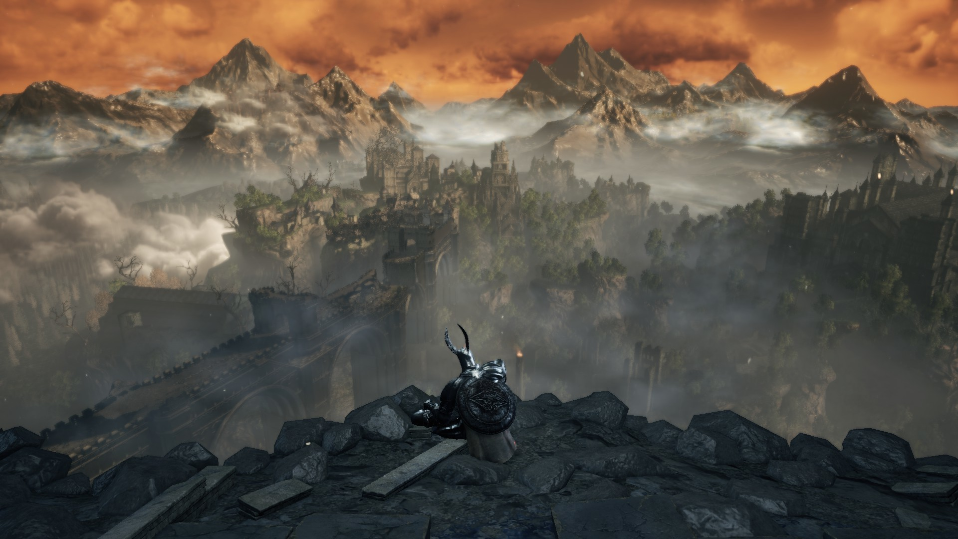 《黑暗之魂3》地图设计评价