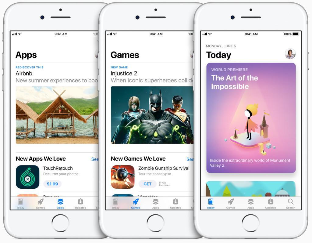 比 iPhone 8 更重要的新 App Store,给内容产品的未来指出明路 |  产品观察