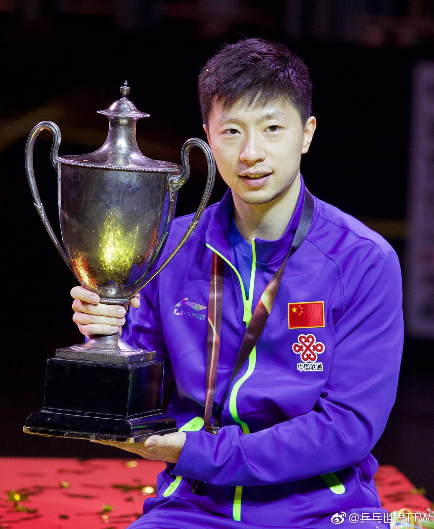 如何评价 2017 年德国杜塞尔多夫世乒赛男单决赛马龙 4:3 战胜樊振东?