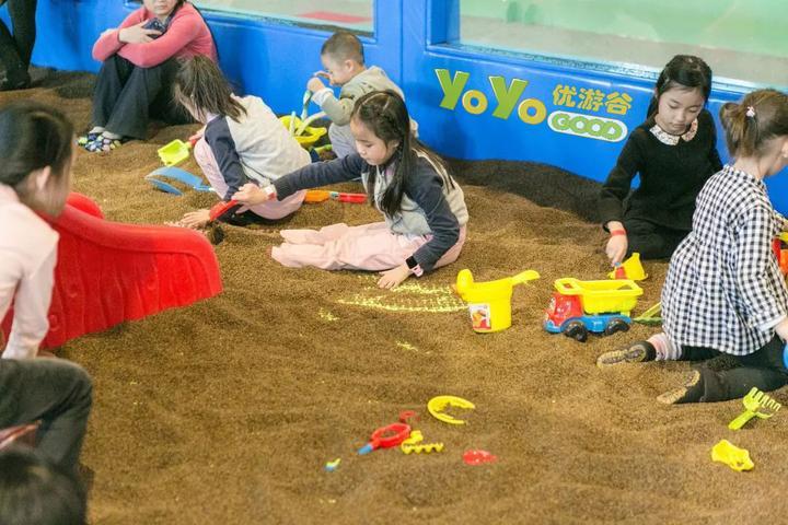 开一家儿童乐园赚钱吗?看完这份分析你就懂! 加盟资讯 游乐设备第2张