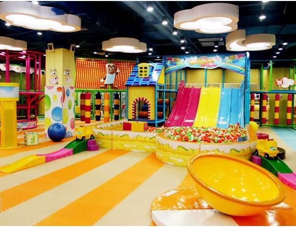 甘南儿童乐园滑梯价格 加盟资讯 游乐设备第1张