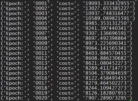 Tensorflow下的自编码器- 知乎