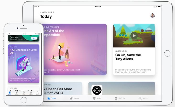 治大国如烹小鲜,苹果WWDC 2017之后App Store流量怎么玩?!