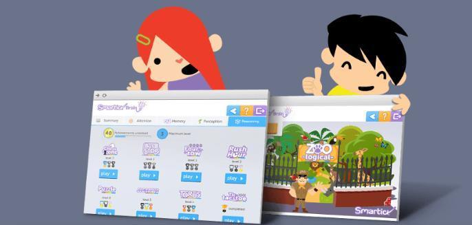 对孩子们来说是一门绝妙的新型数学课 -Smartick|Cherry Friday Email