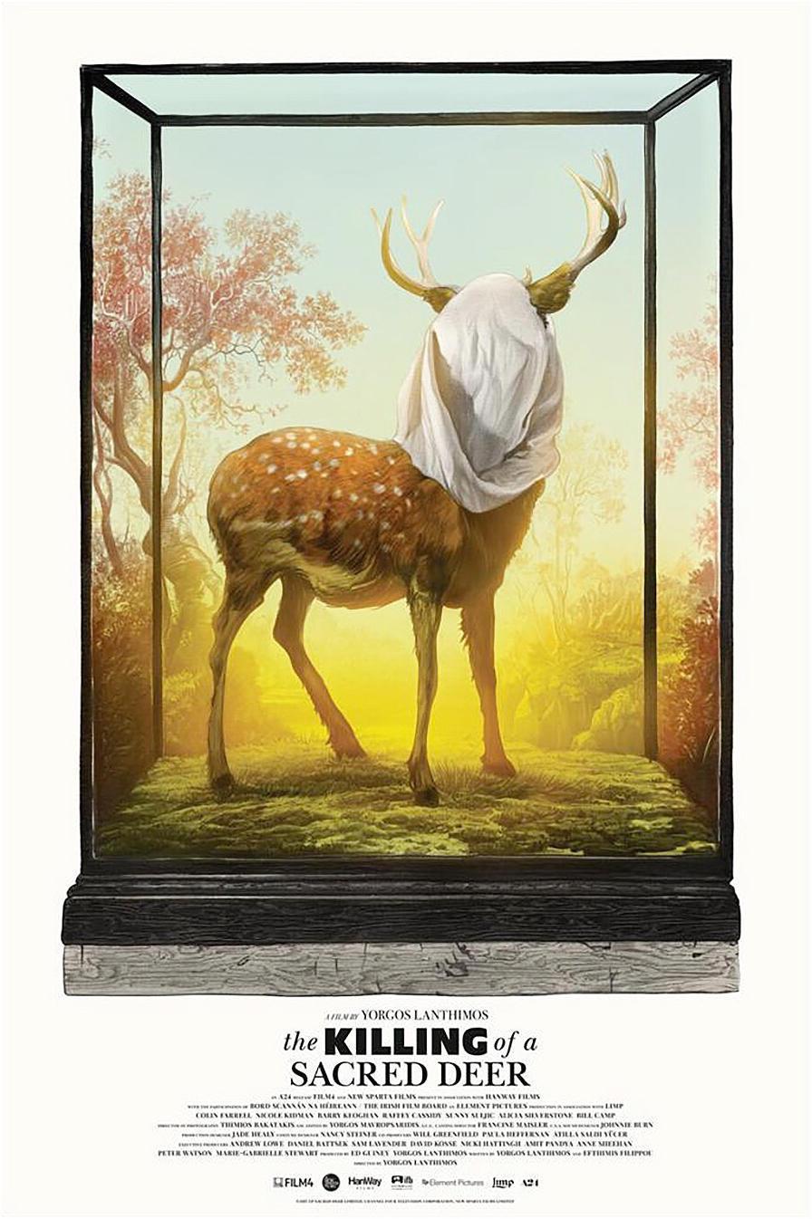 《圣鹿之死》一个从来就没有发生的故事!