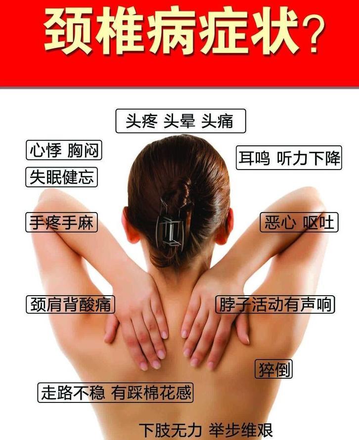 亲身实践,颈椎病自愈法