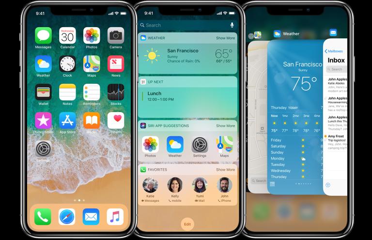 对 UI 设计师来说,iPhone X 意味着什么?