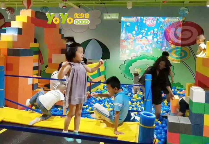 经营儿童乐园应该如何选择游乐设备? 加盟资讯 游乐设备第3张