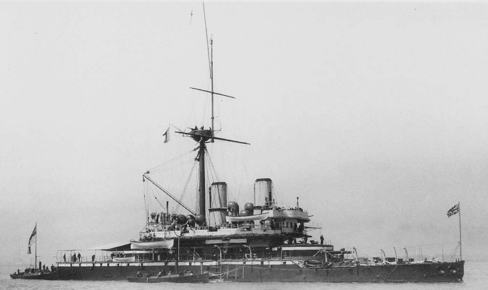 与鱼雷艇相比,战列舰作战效能是否有些低下,成