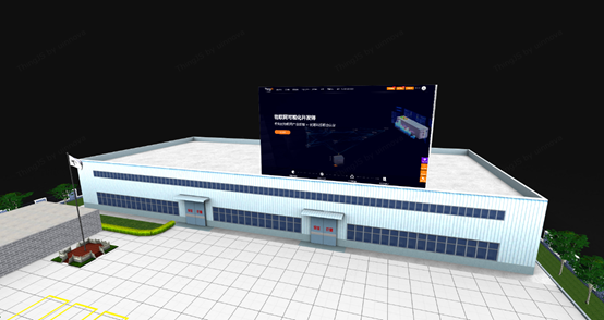 从零起头进修3D可视化之3D界面