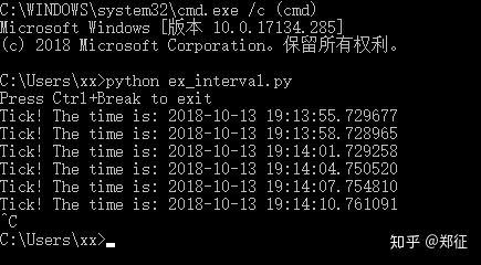花10分钟让你彻底学会Python定时任务框架apscheduler - 知乎