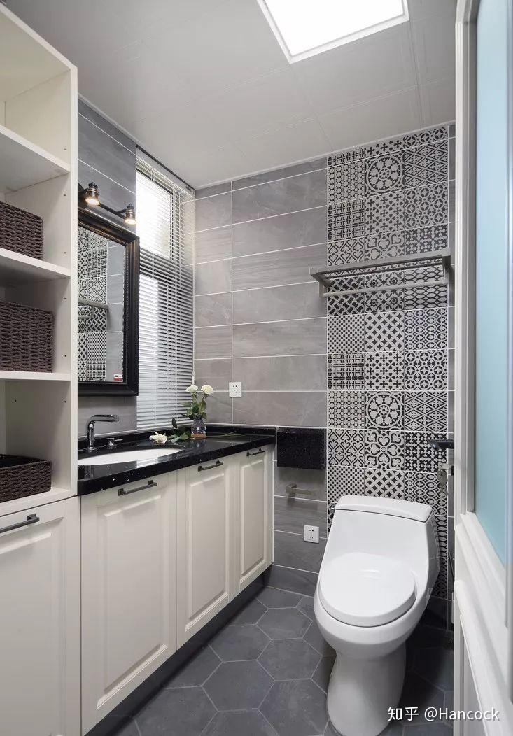 卫生间马桶朝向_小户型卫生间如何设计最好? - 知乎