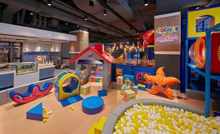 晋中如何能打造儿童乐园优势 加盟资讯 游乐设备第5张