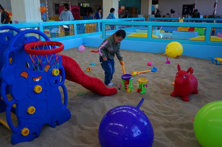 咸阳怎么开儿童乐园? 加盟资讯 游乐设备第6张
