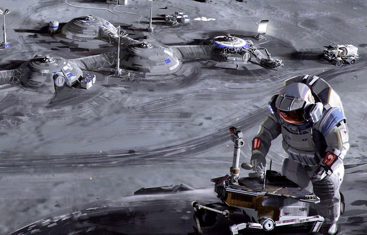 人类建立月球基地,需要做哪些准备?