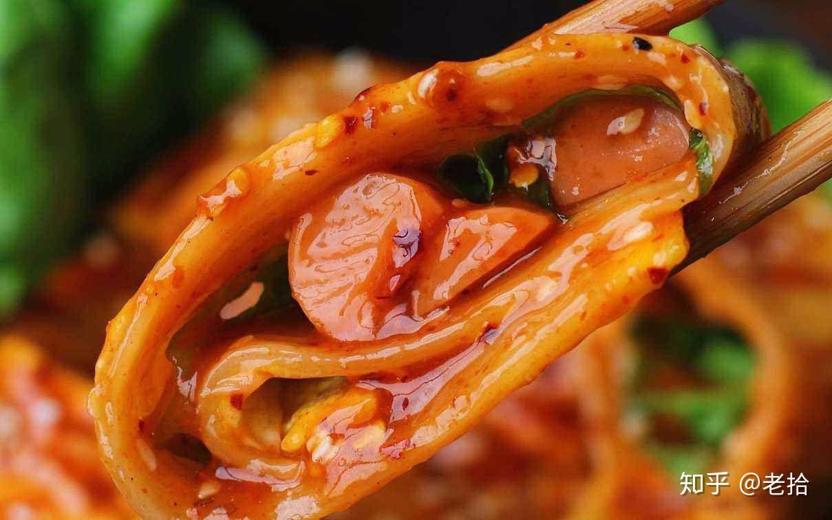 烤冷面酱料怎么调_东北烤冷面,它到底是冷的还是热的...... - 知乎