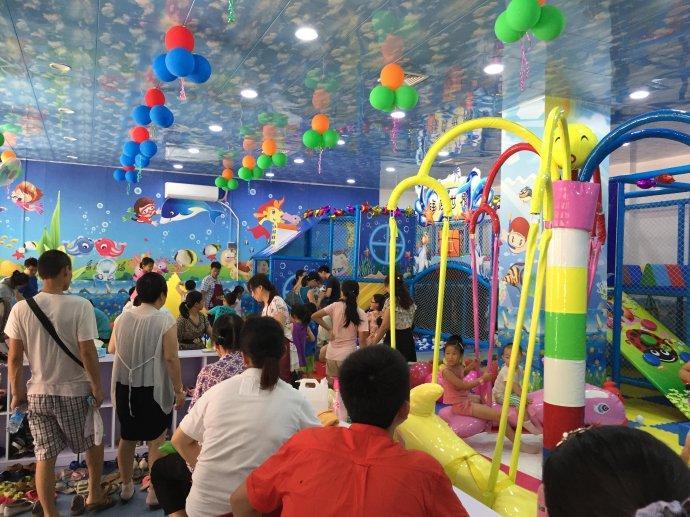 在县城开儿童乐园应如何选址? 加盟资讯 游乐设备第2张