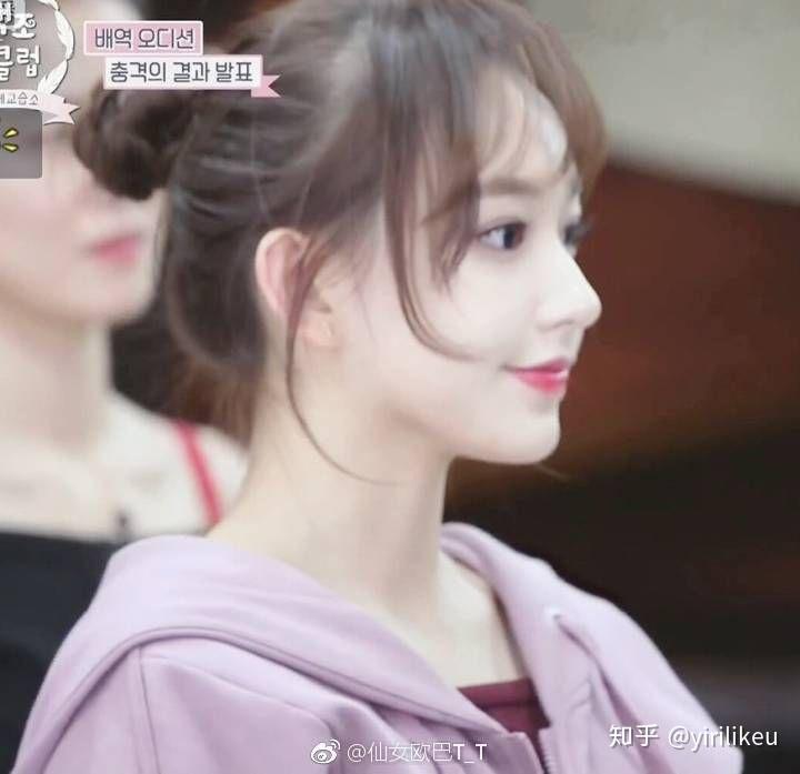韩国女团成员有哪些惊为天人的瞬间? - 知乎
