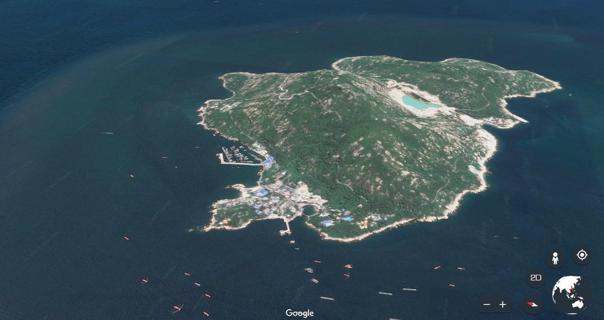 Google Earth 新版发布,支持Chrome Web版