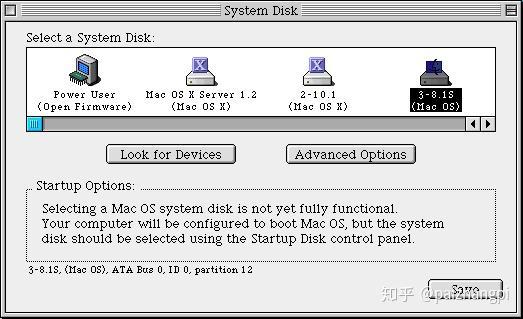 在Macintosh实体机上品尝Rhapsody系统- 知乎