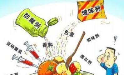 我国食品防腐剂的应用现状