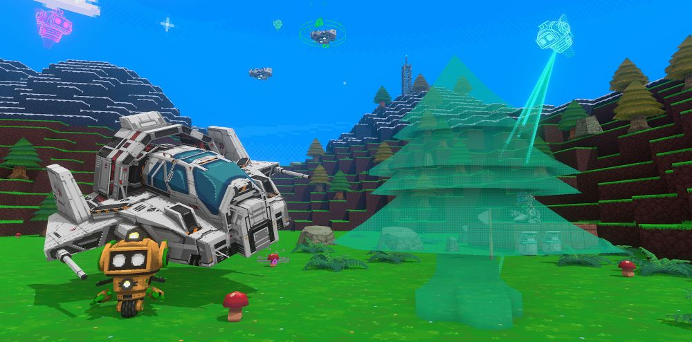 Google「Game Builder」:不懂编程,也能开发 3D 游戏