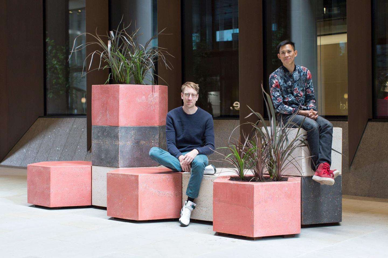 建筑师们做的室外长椅会是什么样?| 伦敦建筑节