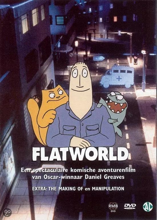 《平面世界》,立体世界,认知世界,感知世界……