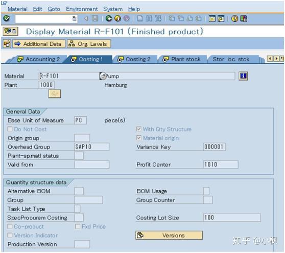 SAP PP Lecture 1_Introduction    - 知乎